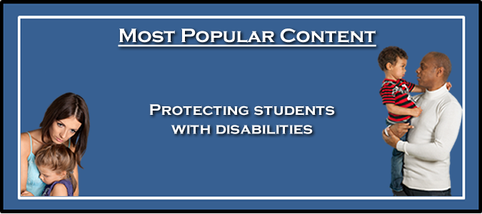 Most Popular Content - Title IX and Sex Discrimination