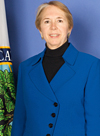 Picture of Mary Mitchelson, Deputy Inspector General, U.S. Department of Education