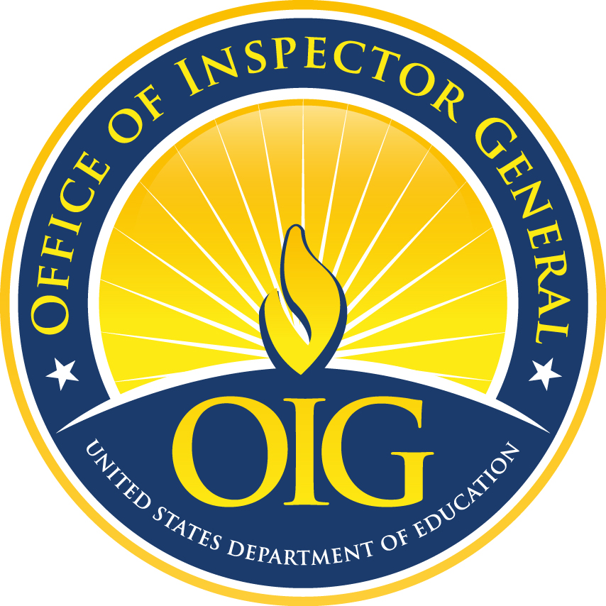 The Department Of Education: Office Of Inspector General