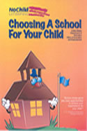 'Choosing A School For Your Child' Cover